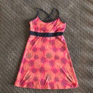Soybu dress with built in bra